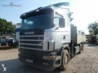 camion transport buşteni second-hand