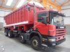 Scania 114C 380 ALUMINIUM BULK TIPPER - 2004 - FX04 AOL truck