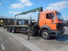 Mercedes SK 2534 BEAVERTAIL CRANE PLANT TRUCK - 1995 - M511 OUY truck
