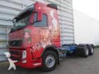 camión Volvo FH 13 520 6X4 MANUEL GLOBETROTTER XL EURO 5