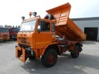 Iveco 80-14 4X4 FIAT UNIMOG WATERCOOLED truck