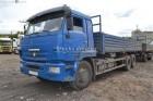 camion Kamaz 65117