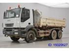 Iveco Trakker 380 truck