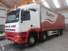 used Foden tautliner truck