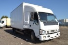 camion fourgon déménagement Isuzu occasion