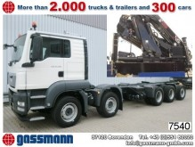 camion MAN TGS 50.480BB 10x4, mit Kran gegen Aufpreis!