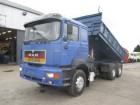 camión MAN 26.403 (FULL STEEL SUSPENSION)