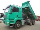 camión MAN TGA 26.440 BB 6x4 Meiller Schalter