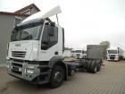 Iveco Stralis 400 - Euro4 - Intarder-inkl. Zollkennzeichen truck