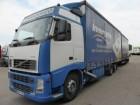 used Volvo tautliner truck