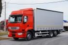 ciężarówka Renault PREMIUM / 450.26 / FIRANKA + WINDA