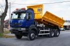 ciężarówka Renault KERAX / 450.26 / / HYDROBURTA / WYWROTKA