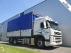 vrachtwagen Volvo FM480 6X2 GLOBETROTTER EURO 4