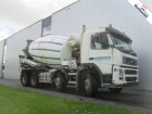 camión Volvo FM400 8X4 MANUAL INTERMIX 10M3 EURO 3