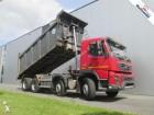 vrachtwagen Volvo FMX400 8X4 MANUAL FULL STEEL 197.500 KM. EURO 3
