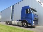 vrachtwagen Volvo FH500 6X4 GLOBETROTTER EURO 5