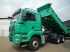 camion MAN TGA 26.440 BB 6x4 Meiller Schalter