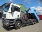 camion MAN TGA 26.430 - 6x4-m. Palfinger Abroller - inkl. Zollkennzeichen