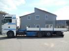 camion MAN TGA 26.480 Pritsche ohne Kran - neuer Motor - Analogtacho - 6x2-2 BL-inkl. Zollkennzeichen