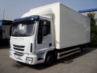 used Iveco box truck