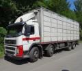 used Volvo hog truck