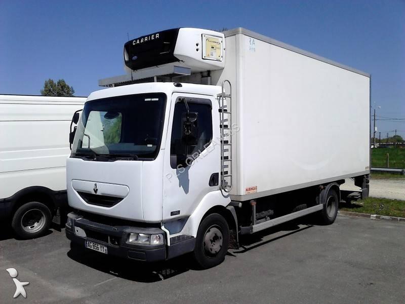 Photos camion renault frigo frigo mono temp rature renault occasion 1399000 - Temperature frigo 10 degres ...