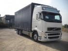used Volvo tarp truck