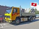 gebrauchter Volvo LKW Dreiseitenkipper