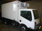 camión frigorífico Nissan usado
