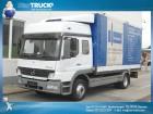 camion Mercedes Atego 1222L Pritsche 5,4m/2x Bett/Euro4/AHK