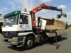 Mercedes Actros 3335 truck