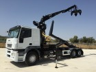 used Iveco container truck
