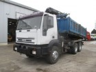 Iveco Eurotrakker 260 E 34 (CRANE / STEEL truck