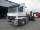 Mercedes Actros 2640 (BIG AXLE / 6X4) truck