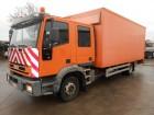 Iveco Eurocargo 120 E 24 double cab truck