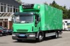 used Iveco mono temperature refrigerated truck