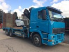 camion porte engins Volvo occasion