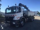 camion tri-benne Mercedes occasion