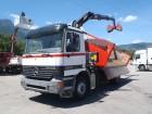 Mercedes Actros 2031 truck