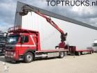 camión Volvo FM 440 EURO 5 FOURAGE+FLOOR 3 ASSIGE AANHANGER