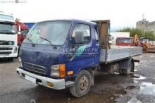camion plateau ridelles Hyundai occasion