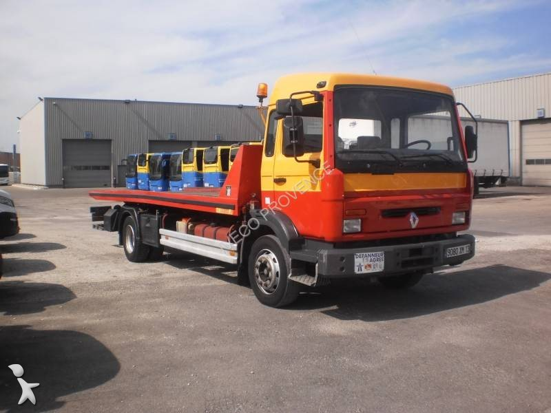 Camion renault d pannage gamme m 150 4x2 gazoil euro 1 for Garage poids lourds angers
