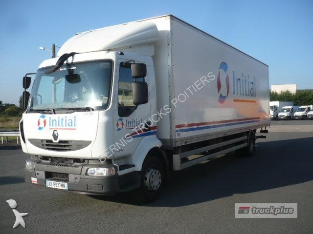 camion renault fourgon midlum 220 euro 5 hayon occasion n 1424165. Black Bedroom Furniture Sets. Home Design Ideas
