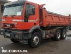 camión volquete Iveco usado