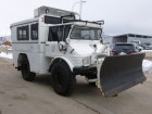 camion fourgon Unimog occasion