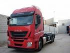 camión Iveco Stralis 500