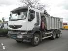 camión volquete Renault usado