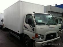 camion Hyundai HD
