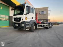 camion multibenna MAN nuovo