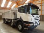 Scania P360 ALUMINIUM AGGREGATE TIPPER - 2011 - SM60 FLD truck